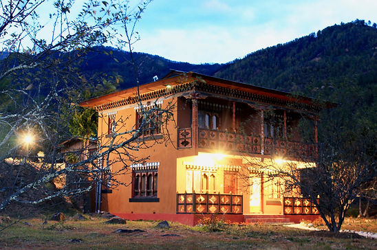 Yewong Eco Lodge- Bhutan Eco Lodges