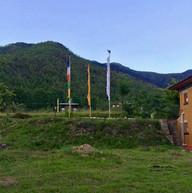 Yewong Eco Lodge | Prayer Flags