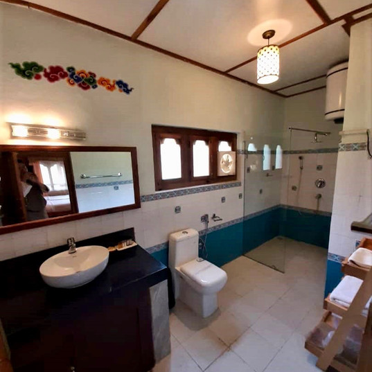 Yewong Eco Lodge | Washroom