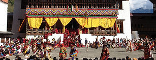 Bhutan Eco Lodge- Festival itinerary