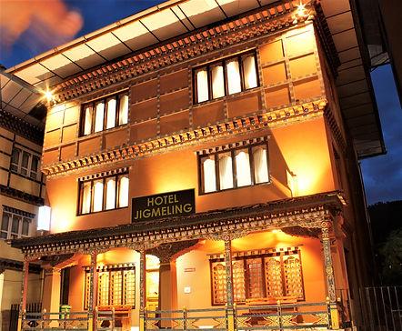 Hotel Jigmeling-Bhutan Eco Lodges