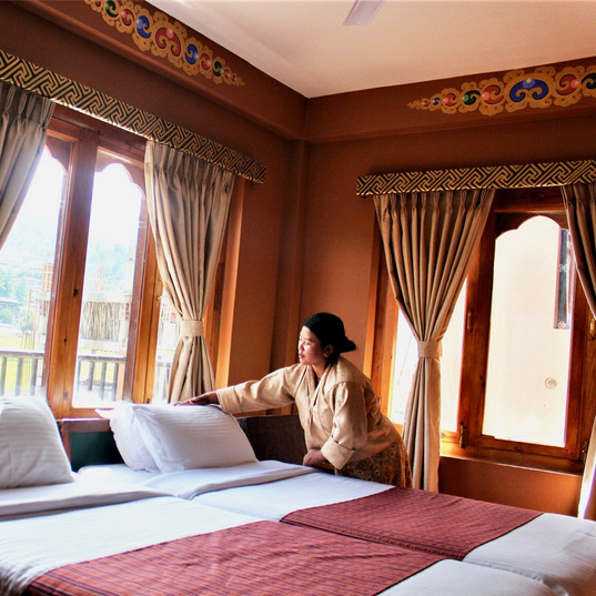 Hotel Jigmeling | Double Room