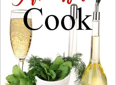 The After Work Cook a cookbook by Mary Martinez