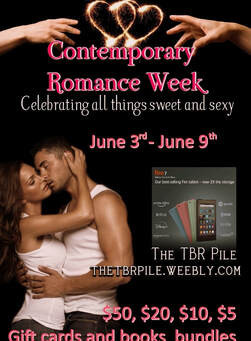 Countdown to The TBR Pile's Contemporary Romance Week