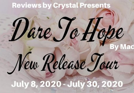 Dare To Hope by Madison Michael - New Release Tour