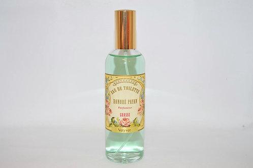 Eau de toilette, Vetiver, Fabriqué en France, parfum de Grasse