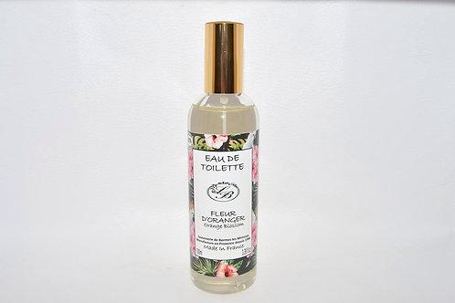 Parfum, Eau de toilette, Fleur d'oranger, Fabriqué en France, Bormes les Mimosas