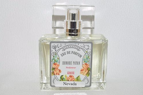 Eau de parfum homme - Nevada - parfum de Grasse - fabriqué  en France