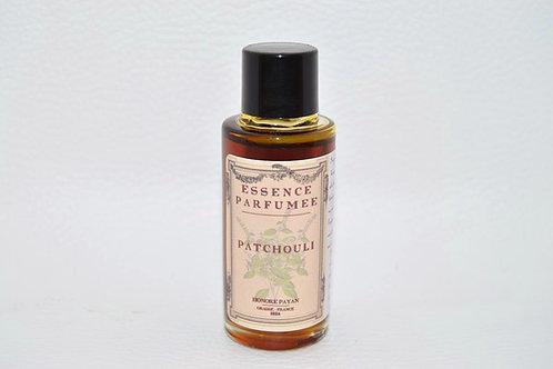Essence parfumée Patchouli, 15 ml, Fabriqué en France, pour galet en céramique plâtre