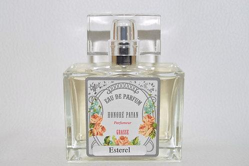 Eau de parfum homme, Esterel, Honoré Payan parfum de Grasse, fabriqué  en France
