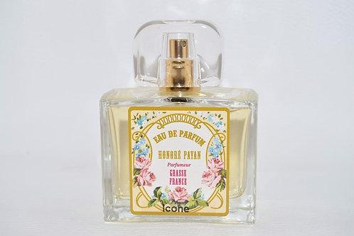 Eau de parfum femme, Icone, parfum de Grasse, Honoré Payan