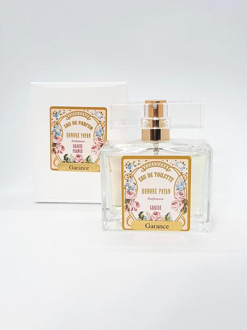 Garance, Eau de parfum de Grasse pour femme, 50ml, Honoré Payan