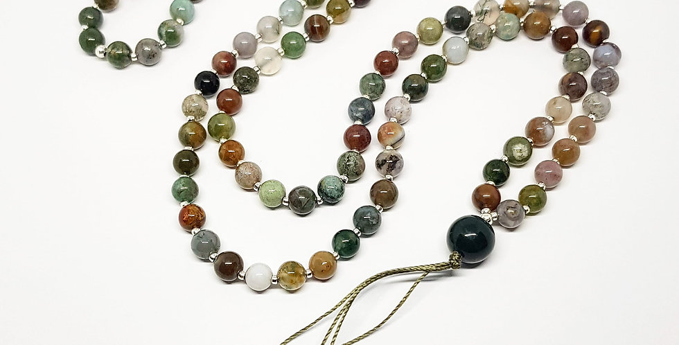 Simplicity ~ Indian Agate