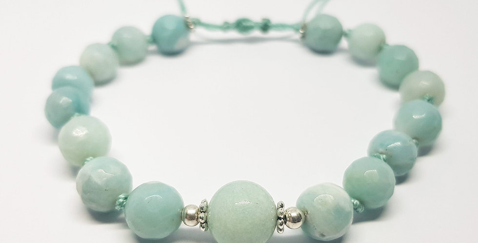 Stone of Truth ~ Faceted beads