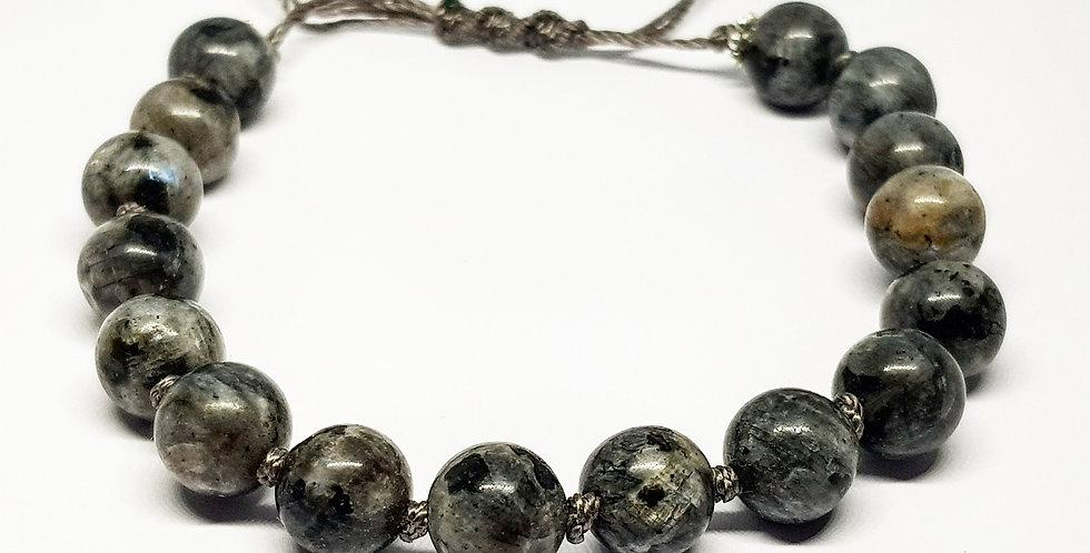 Larvikite ~ Bracelet