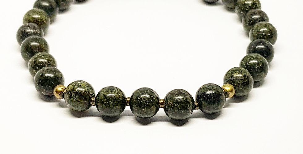 African Jasper bracelet