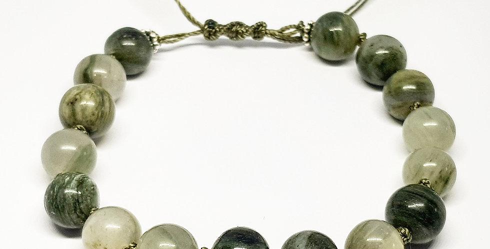 Green Jasper ~ Bracelet