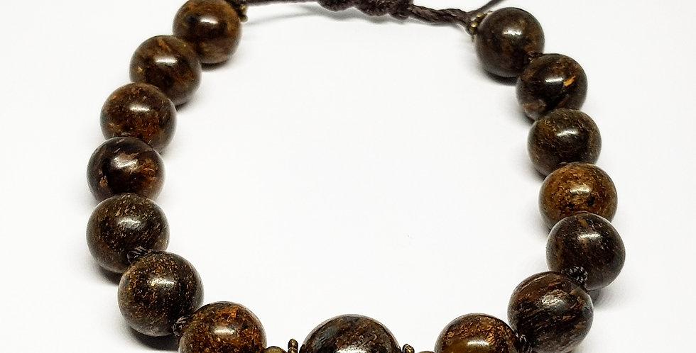 Bronzite ~ Bracelet