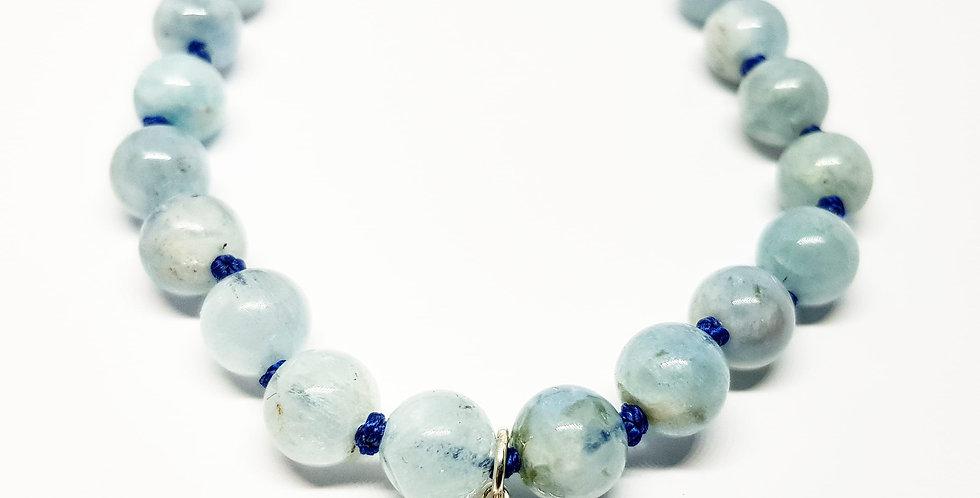 Aquamarine ~ Bracelet