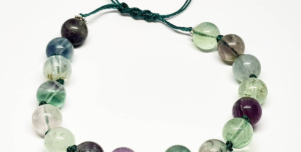 Fluorite Dreams ~ Bracelet