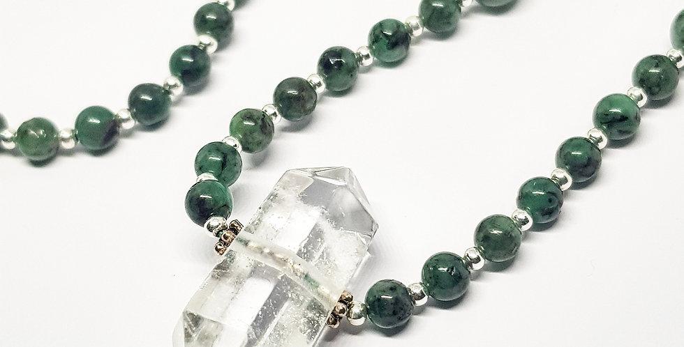Infinite Clarity ~ Emerald
