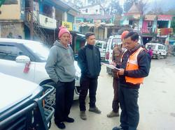 Road User Satisfaction Survey