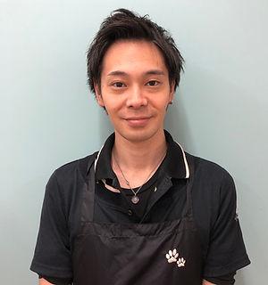 店長 伊藤太郎(トリマー)
