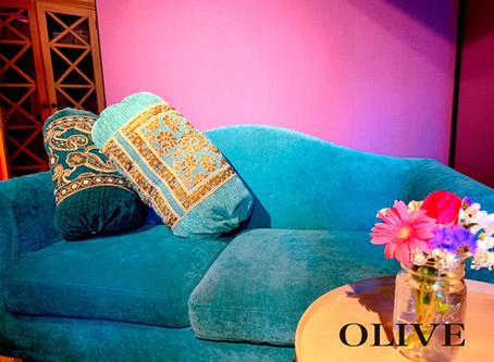 OLIVEは完全プライベート空間です。