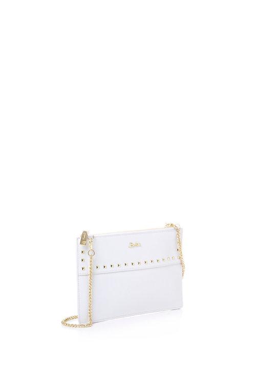 Clutch 22006A bianco