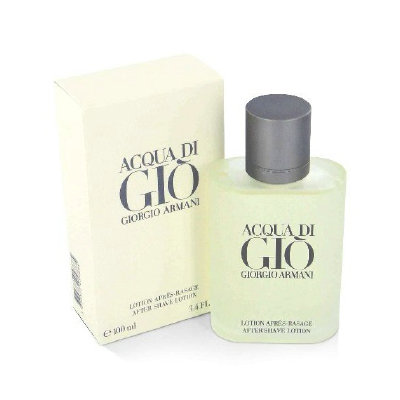 Acqua di Giò Uomo after shave lotion 100ml.