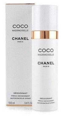 Coco mademoiselle deo vapo 100ml.