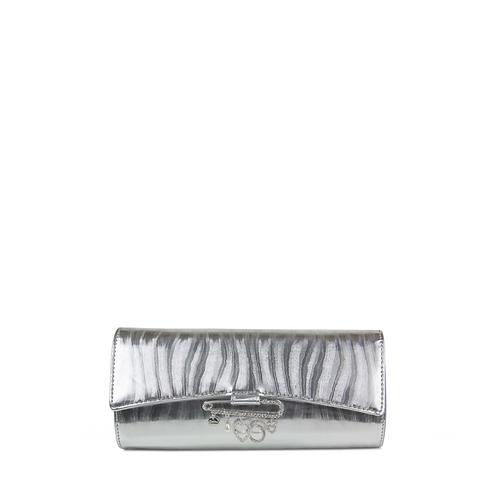 Pochette B14103C argento