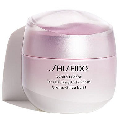 White lucent brightening gel cream 50ml.