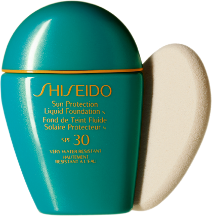Sun protection liquid foundation spf 30 MI ex 40