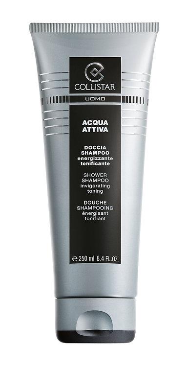 Acqua Attiva doccia-shampoo 250ml.
