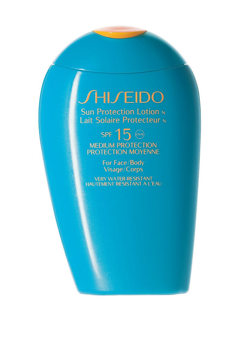 Sun protection lotion spf 15 150ml.