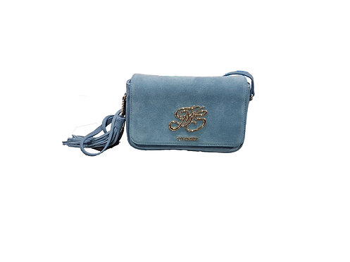 Borsa OS8TEA 1746 azzurro polvere