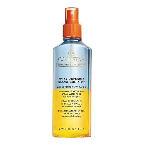 Spray doposole bifase con aloe 200ml.