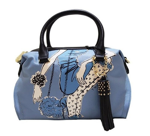 Borsa AS67PR 698 ICE BLU