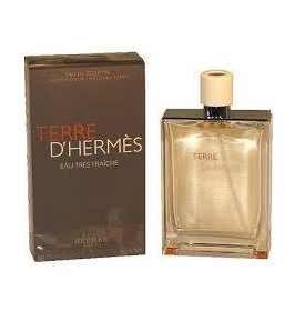 Terre d'Hermès eau tres fraiche 125ml.