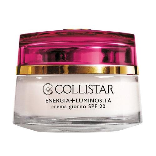 Energia + Luminosita' Crema Giorno Spf 20  50ml.