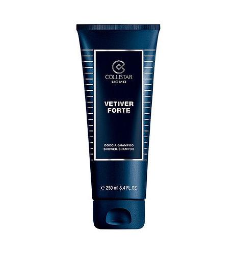 Vetiver forte doccia-shampoo 250ml.