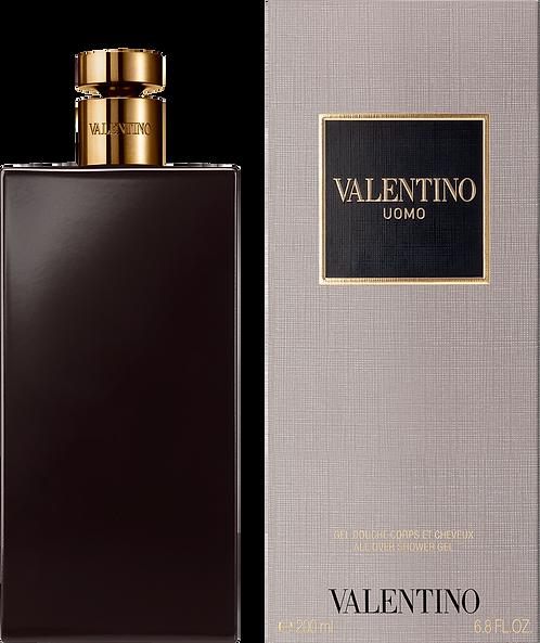 Valentino Uomo shower gel 200ml.