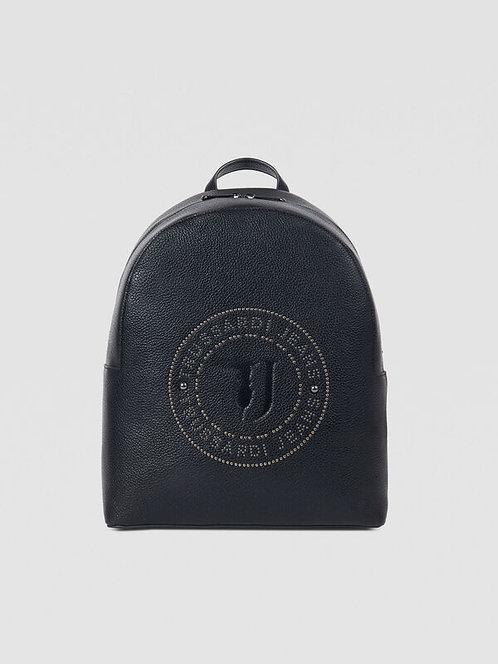 Zaino Harper medium con borchie nero