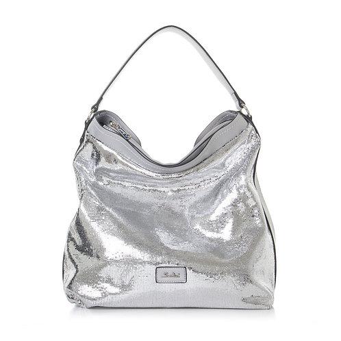 Borsa B18054A argento