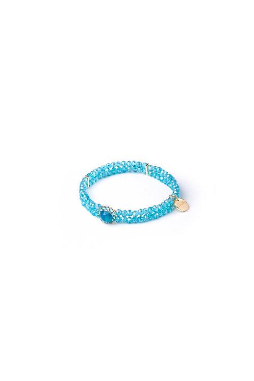 Bracciale 910005GO turchese opale