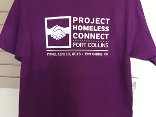 Project Homeless Connect T-Shirts