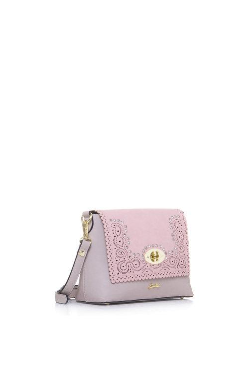 Borsa 19005X perla rosa