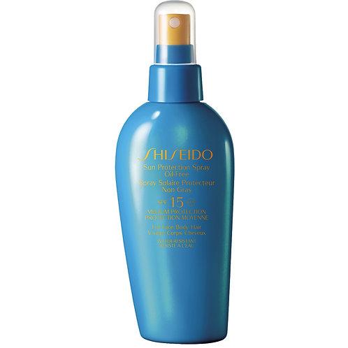 Sun protection spray oil free spf 15 150ml.