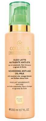 Oleo latte nutriente anti età 200ml.